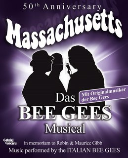 Massachusetts - BEE GEES Musical 2020
